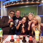 Berea Rib with WJW Fox 8 Morning Show's Wayne, Kristi and Stefani