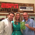 """The Rib Chick Stops by """"The Really Big Show"""" to talk ribs with Tony Rizzo & Aaron Goldhammer!"""