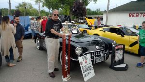 Corvette Cleveland photo of Ken Kavalchek