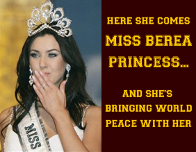 Miss Berea Princess